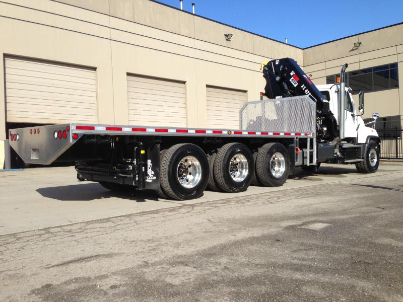 Knuckleboom Crane Parts, Sales and Service Across BC, AB, SK