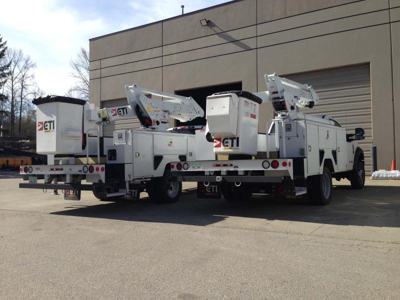 Aerial Bucket Trucks for Sale and Rent in Western Canada
