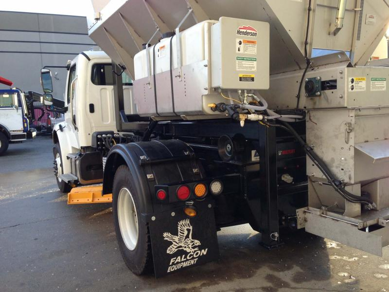 Spreaders And Snow Truck Plows For Sale Ice And Snow